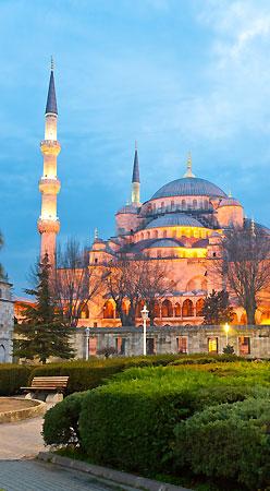 billiga flyg och hotel till istanbul