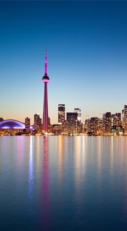 billiga resor till kanada toronto