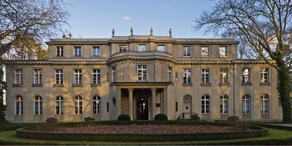 Guidad tur på Wannsee Conference