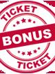 Nu kan du som Ticketkund tjäna 1–3 % bonus på dina resor.