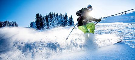 Boka din Skidresa hos Ticket!